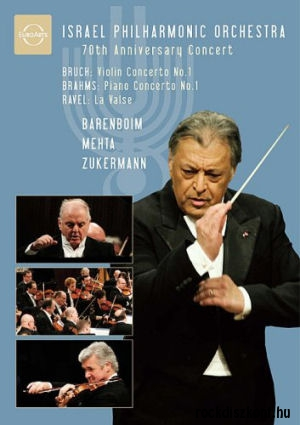Israel Philharmonic Orchestra - 70th Anniversary Concert DVD