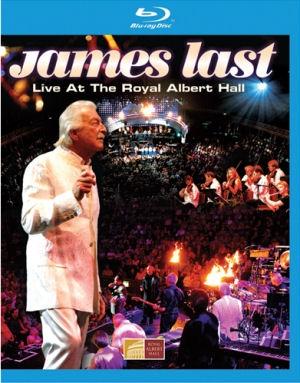 James Last - Live at The Royal Albert Hall (Blu-ray)