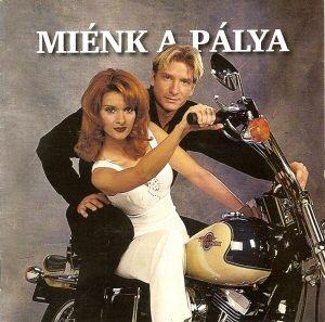 Janza Kata - Pintér Tibor - Miénk a pálya CD