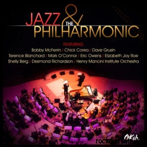 Jazz & The Philharmonic - Various Artists CD+DVD