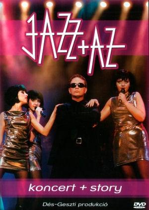 Jazz+Az - Koncert + Story DVD