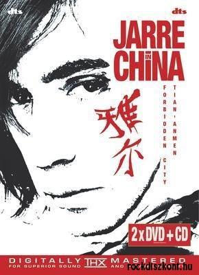 Jean-Michel Jarre - Jarre in China 2DVD+CD