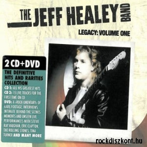 The Jeff Healey Band - Legacy: Volume One (Deluxe Edition) 2CD+DVD