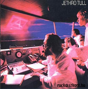 Jethro Tull - A (remastered) CD + Slipstream DVD