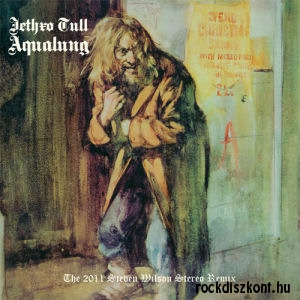 Jethro Tull - Aqualung (The 2011 Steven Wilson Stereo Mix) LP