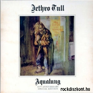 Jethro Tull - Aqualung (40th Anniversary Limited Box Set) 2CD+LP+DVD+BD (Blu-ray Disc)