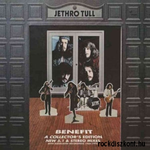 Jethro Tull - Benefit (Collectors Deluxe Edition) 2CD+DVD