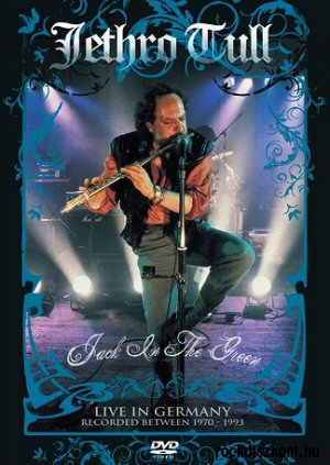 Jethro Tull - Jack In The Green - Live In Germany DVD