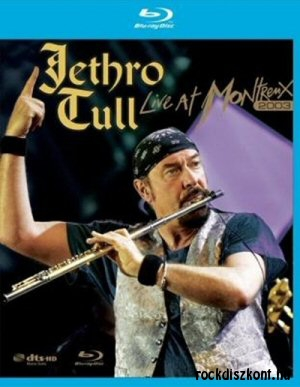 Jethro Tull  - Live At Montreux 2003 BD (Blu-ray Disc)