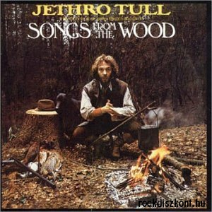 Jethro Tull - Songs from the Wood (180 gram Vinyl) LP