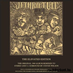 Jethro Tull - Stand Up (The Elevated Edition) 2CD+DVD