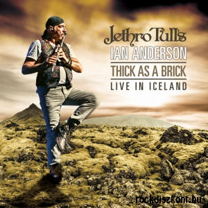 Jethro Tulls Ian Anderson - Thick As A Brick - Live In Iceland (Deluxe White Vinyl Box) 3LP