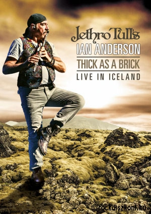 Jethro Tulls Ian Anderson - Thick As A Brick  - Live In Iceland DVD