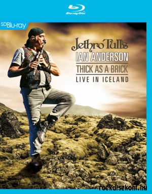 Jethro Tulls Ian Anderson - Thick As A Brick - Live In Iceland BD (Blu-ray Disc)