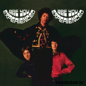 Jimi Hendrix Experience - Are You Experienced CD