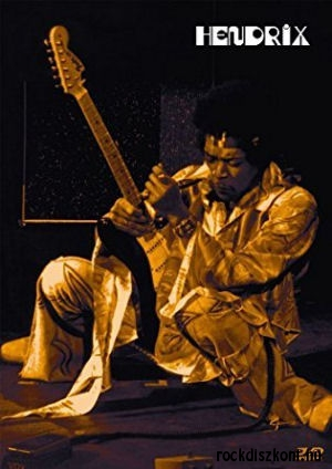 Jimi Hendrix - Band Of Gypsys - Live At The Fillmore East DVD