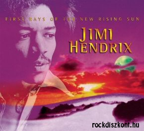 Jimi Hendrix Experience - First Rays Of The New Rising Sun CD