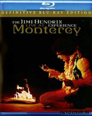 Jimi Hendrix Experience - Live at Monterey (Definitive Edition) BD (Blu-ray Disc)