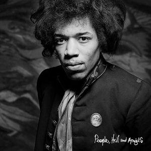 Jimi Hendrix - People, Hell and Angels (180 gram Vinyl) 2LP