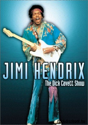 Jimi Hendrix - The Dick Cavett Show DVD