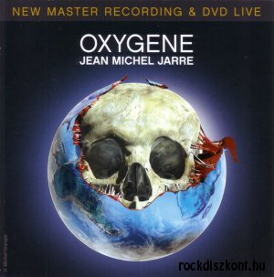 Jean-Michel Jarre - Oxygene New Master Recording CD + Live In Your Living Room DVD