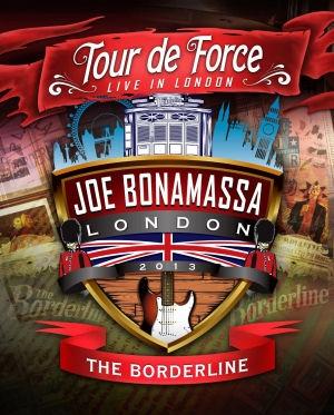 Joe Bonamassa - Tour de Force: Live in London - The Borderline - BD (Blu-ray Disc)