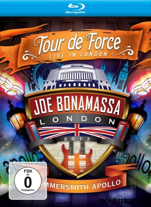 Joe Bonamassa - Tour de Force: Live in London - Hammersmith Apollo - BD (Blu-ray Disc)