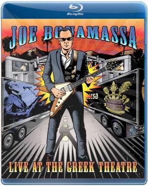 Joe Bonamassa - Live At The Greek Theatre BD (Blu-ray Disc)