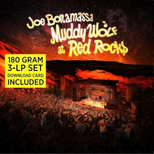 Joe Bonamassa - Muddy Wolf At Red Rocks (Vinyl) 3LP