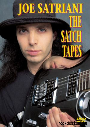 Joe Satriani - The Satch Tapes DVD