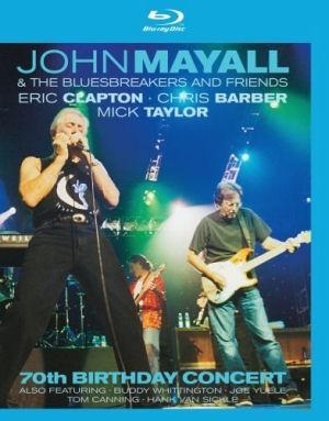 John Mayall & the Bluesbreakers - 70th Birthday Concert (Blu-ray)