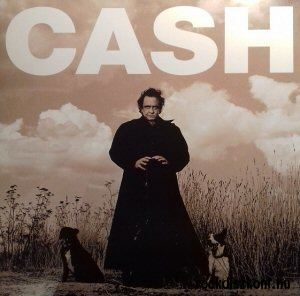 Johnny Cash - American Recordings (180 gram Vinyl) LP