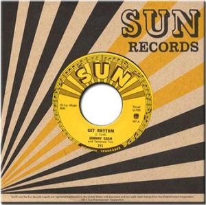 Johnny Cash - Get rhythm / I walk the line - 7