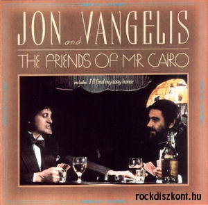 Jon and Vangelis - The Friends of Mr Cairo CD