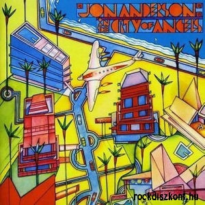 Jon Anderson - In the City of Angels (180 gram Vinyl) LP