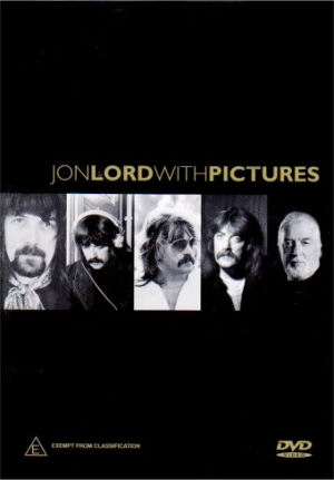 Jon Lord - With Pictures DVD