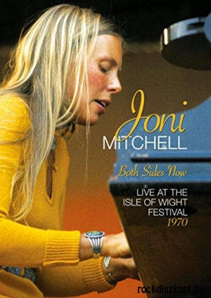 Joni Mitchell - Both Slides Now: Live at the Isle of Wight 1970 - DVD