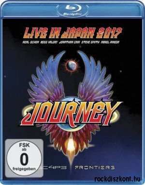 Journey - Live in Japan 2017: Escape - Frontiers (Blu-ray)