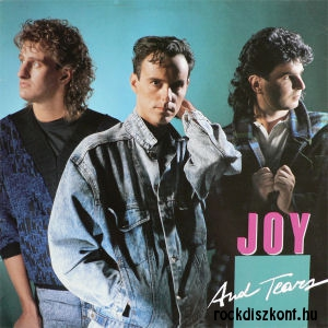 Joy - Joy And Tears (Vinyl) LP