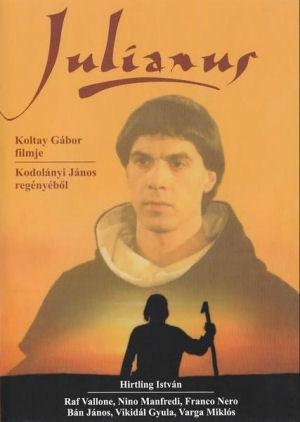 Julianus - magyar-olasz történelmi játékfilm DVD
