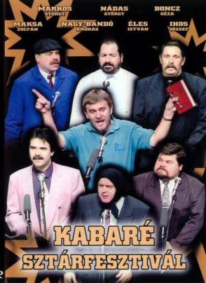 Kabaré Sztárfesztivál DVD