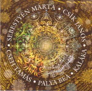 Kaláka,  Csík János,  Sebestyén Márta,  Cseh Tamás,  Palya Bea - Karácsony 2008 (kartontokos) CD