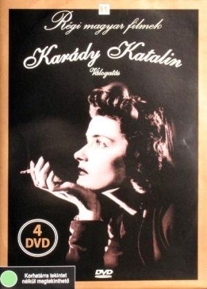 Karády Katalin - Válogatás - Régi magyar filmek 4DVD