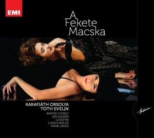 Karafiáth Orsolya - Tóth Evelin - A Fekete Macska CD