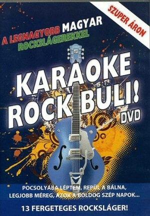 Karaoke Rock Buli! - A legnagyobb magyar rockslágerekkel DVD