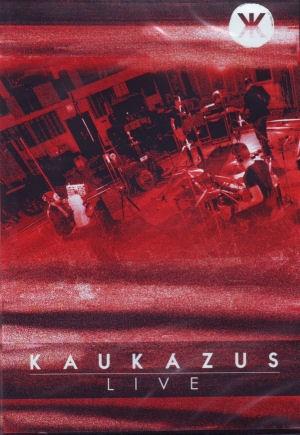 Kaukázus - Live DVD