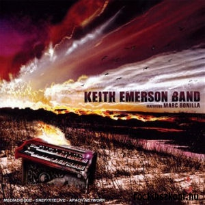 Keith Emerson Band featuring Marc Bonilla (180 gram Vinyl) 2LP