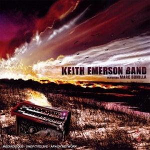 Keith Emerson Band featuring Marc Bonilla (180 gram Vinyl) 2LP