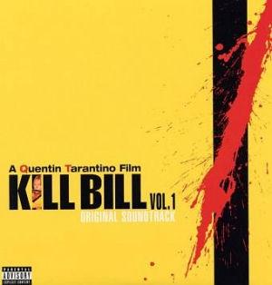 A Quentin Tarantino Film - Kill Bill Vol 1 - Original Soundtrack LP