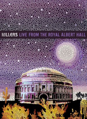 The Killers - Live from the Royal Albert Hall BD (Blu-ray Disc)